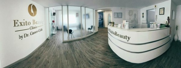Dr. K. Gasser-Celik's Exito Beauty Clinic: A Synthesis of Quality, Convictions  and Principles