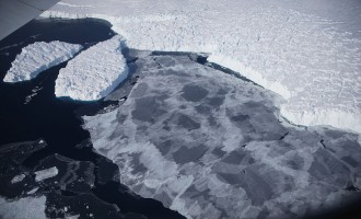 Climate Change Causes Massive Chunk Of Ice To Disappear From Polar Regions