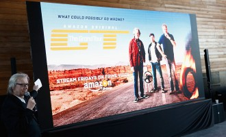 Amazon's Prime Video Goes Available Globally Except In China