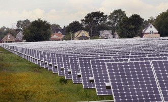 Country's Largest Urban Solar 'Farm' Generates Electricity For Chicago