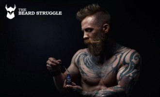 Calling all men, The Beard Struggle wants you to grow the beard you've always dreamed of having