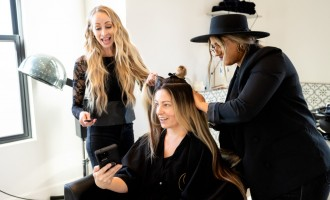 Invisible Bead Extensions Is Changing the Way Stylists Look at Extension Installs