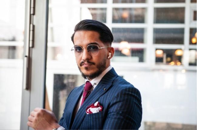 Redouan El Hamdi Reveals the 5 Most Trending Men's Hair Styles in 2021