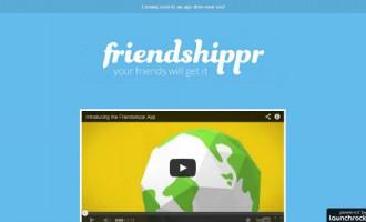 Friendshippr
