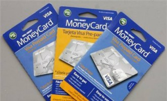Wal-Mart prepaid debit cards