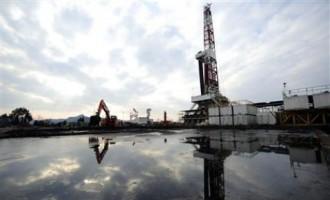 Natural Gas Appraisal Well