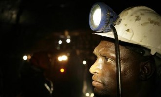 African mineral exploration