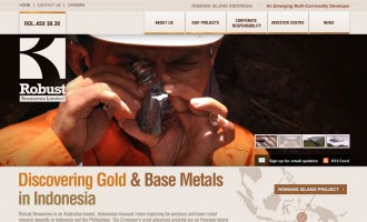 Robust Resources Ltd