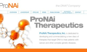 ProNAi Therapeutics