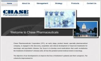 Chase Pharmaceuticals Corporation
