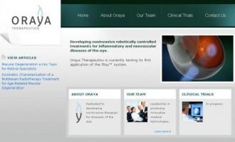 Oraya Therapeutics