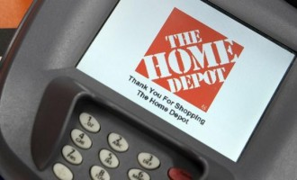 Home Depot electronic payment