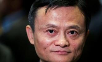 Alibaba Group Holding Ltd. founder Jack Ma