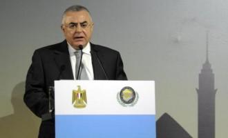 Egypt's Central Bank Governor Hisham Ramez