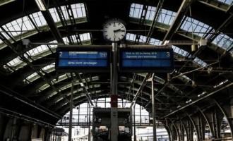 Ostbahnhof Station in Berlin