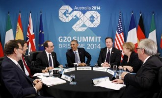G20 in Brisbane