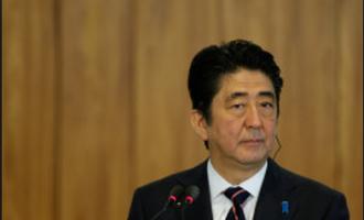Japan's Prime Minister Abe