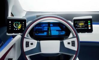 Visteon's e-Bee vehicle concept