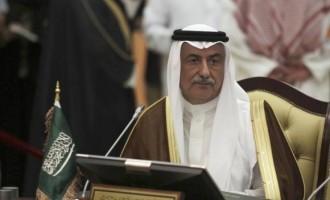 Saudi Arabia's Finance Minister Ibrahim Alassaf