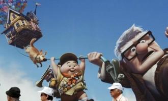 Animated film ''Up''