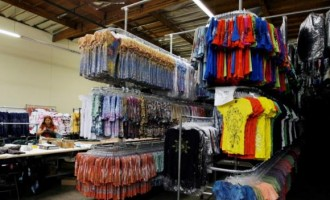Clothing factory