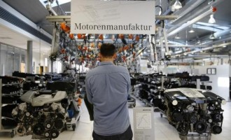 Engine manufacturing unit