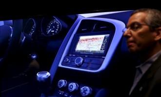 Electronic dashboard