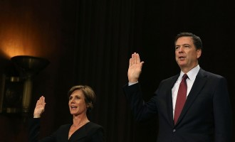 FBI Director James Comey and Deputy Attorney General Sally Quillian Yates