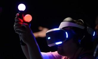 Sony Project Morpheus VR headset