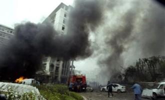 al-Qaeda bombing