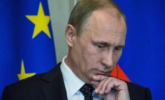 Russian Pres. Vladimir Putin