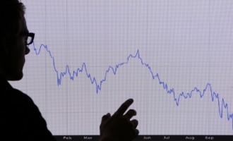 FTSE 100 share index
