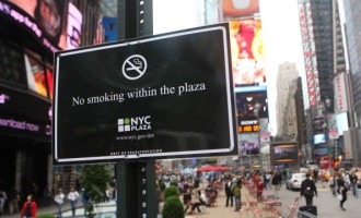 Smoking regulation
