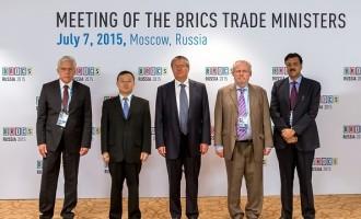 BRICS Trade Ministers