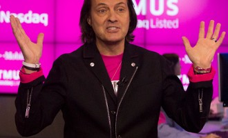 Nasdaq Market Open And T-Mobile Inc. Chief Executive Officer John Legere Interview