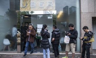 Uber Technologies Inc. Holds Drivers Recruitment Event