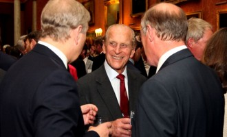 The Queen And Duke Of Edinburgh Host Reception To Recognise The UK Technology Sector