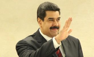 President of Venezuela Maduro