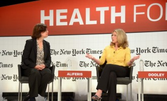 The New York Times Health For Tomorrow Conference\