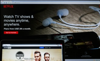 Netflix Inc. And Naspers Ltd.'s ShowMax Streaming Services As Netflix Goes Live in 130 New Countries