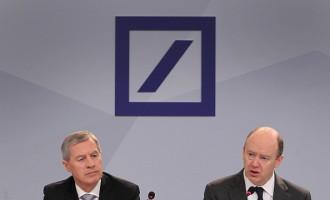 GERMANY-FINANCE-DEUTSCHE-BANK