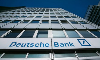 Deutsche Bank AG Headquarters And Branches Ahead Of Strategy Announcement