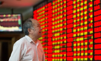 China's Stock Market Rebounds To 3,400 Points