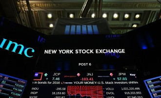 Stocks Dive On Dropping Energy Prices