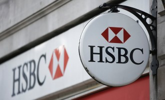 HSBC Holdings Plc Bank Branches As Company Announces Plans To Eliminate 50,000 Jobs