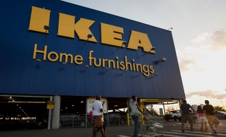 Inside An Ikea Store Ahead Of Durable Goods Orders Figures