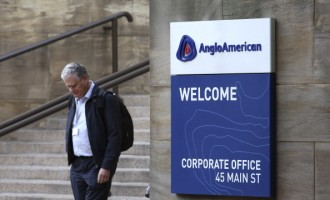Anglo American Plc's South African Headquarters As CEO Cynthia Carroll Quits