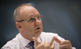 Anglo American Plc Chief Executiver Officer Mark Cutifani Interview