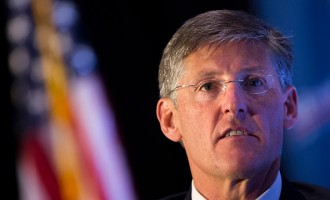 Citigroup Inc. Chief Executive Officer Michael Corbat Speaks At Economic Club Of Washington Luncheon