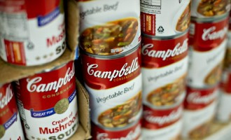 Campbell Soup Co. Rises as 4th Quarter Profit Tops Estimates